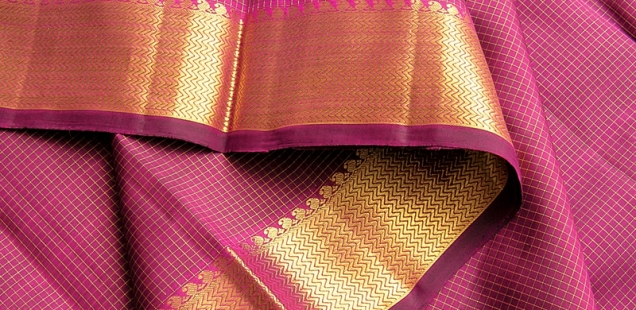 Silk Road 2.5 - Kanchipuram Silk Sari