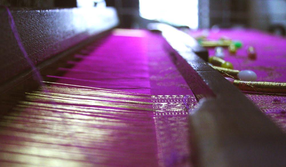 Silk Road 2.5 - Kanjivaram Silk Weaving