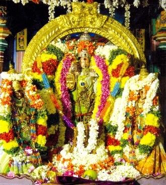 Navarathri in Kanchipuram